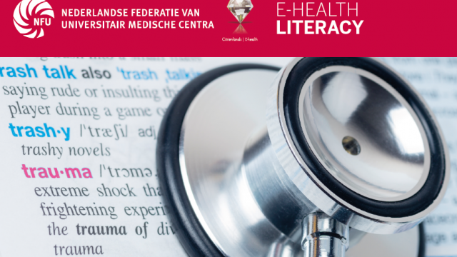 Artikel e-Health literacy: 'Er is directe gezondheidswinst te behalen'