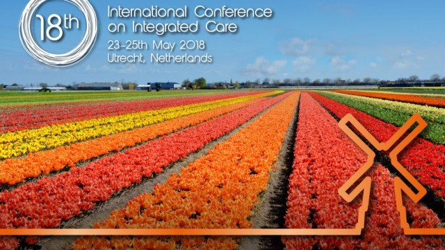 Presentatie International Conference on Integrated Care, Utrecht (23-25 mei 2018)