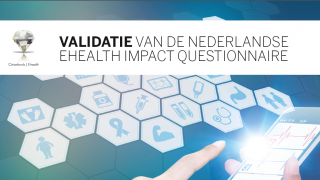 Validatie van de Nederlandse eHIQ: 'We versnellen de feedback-cyclus voor e-health apps'