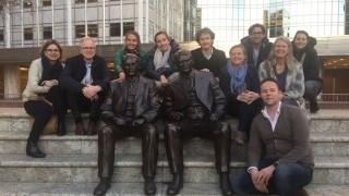Terugblik op de HIMSS en Mayo Clinic studiereis van het NFU programma eHealth