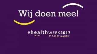 Chat met het NFU e-Health programma tijdens de Nationale e-Healthweek!
