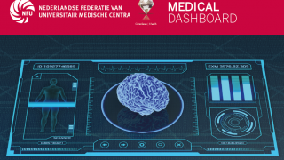 Medical Dashboard in Zorgvisie